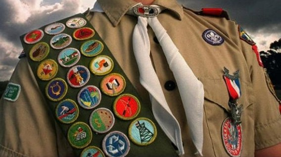 MOWW recognition programs honor BSA and GS-USA scouts